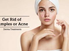 how to reduce pimple