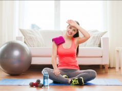 how to stay fit without gym