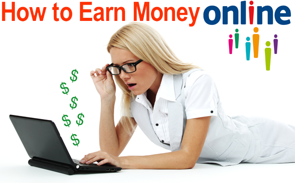 MONEY ONLINE: How to make money online? Different way to earn online